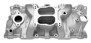 1966-72 Chevelle Intake Manifold, Performer (Non-EGR)