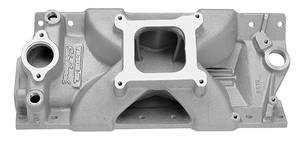 1964-1977 Chevelle Intake Manifold, Victor Jr. Small-Block, by Edelbrock