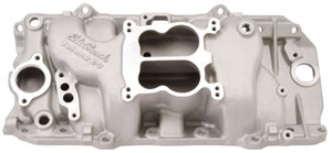 1978-1988 Monte Carlo Manifold, Performer 2-O EGR, by Edelbrock