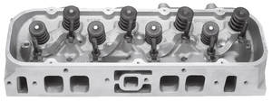 1978-88 Malibu Cylinder Head, 454-O Big-Block Chamber Vol. 110cc, Int. Port Vol. 290cc