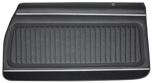 1970-1970 Monte Carlo Door Panels, 1970 Assembled (Front), by PUI