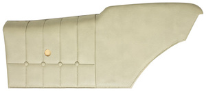 1971-1972 Monte Carlo Door Panels, 1971-72 Assembled (Rear), by PUI
