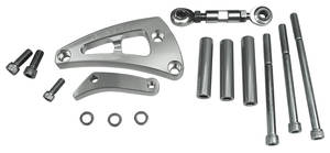 1978-1988 El Camino Alternator Bracket, Mid-Mount, by March Performance