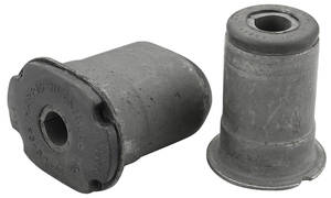 1967-72 Skylark Control Arm Bushing, Front Standard Lower, (Oval Rear)