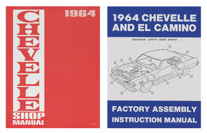 1964-1964 Chevelle Restoration Information Kit