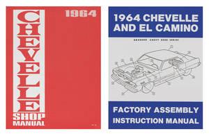1964 El Camino Restoration Information Kit