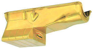 1978-1988 El Camino Oil Pan, Low Profile (Big-Block) Gen. V & VI, by MILODON