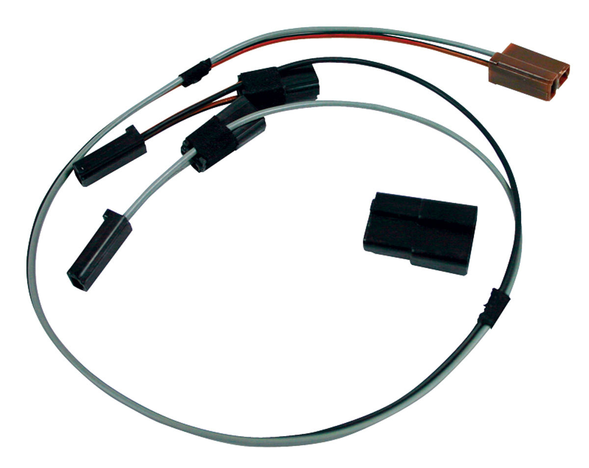 m h 1966 67 gto clock harness   opgi com 1968 GTO Wiring -Diagram 1970 Nova Wiring Harness