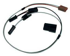 1966-1967 GTO Clock Harness, by M&H