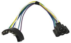 1964-66 Skylark Tilt Column Adapter Harness Blinker Switch Adapter, by M&H