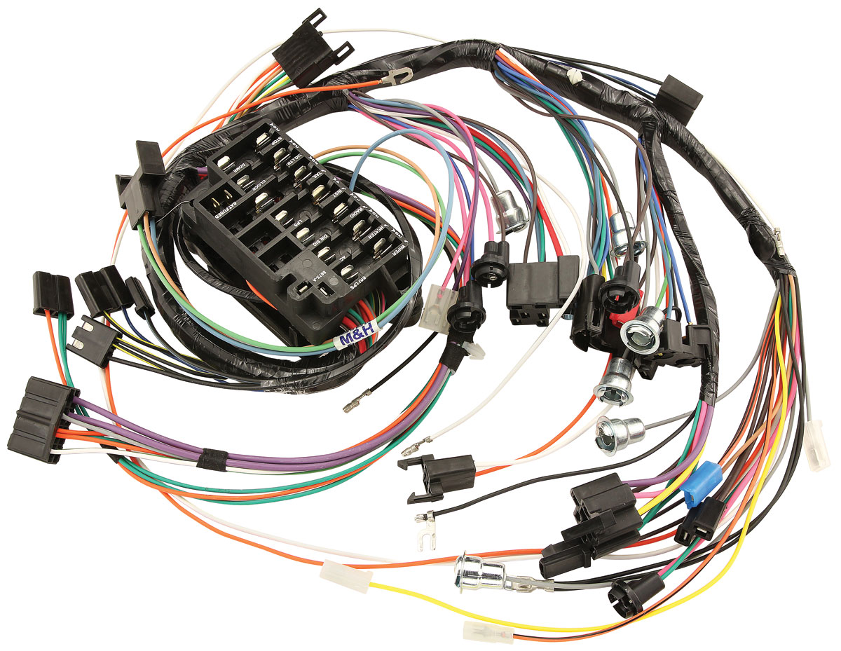 Mh Lrg on 1967 chevelle engine wiring harness