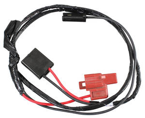 1970-71 GTO Speed Warning Harness