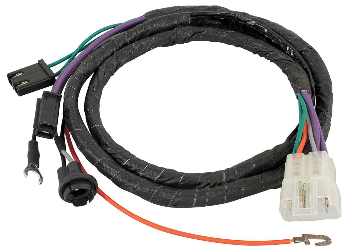 m&h 1968 gto console wiring harness automatic @ opgi com 1966 gto wiring harness 1968 gto console wiring harness automatic