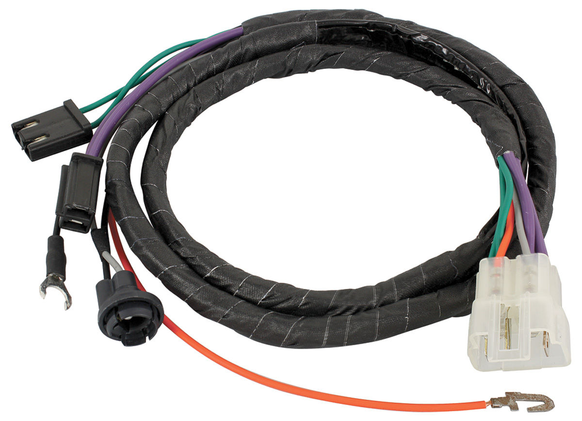 1968 GTO Console Wiring Harness Automatic