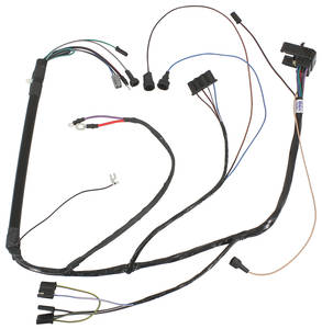 1969-1969 GTO Engine Harness V8, by M&H