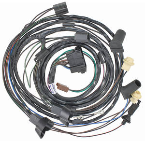 1969 Tempest Forward Lamp Harness Standard