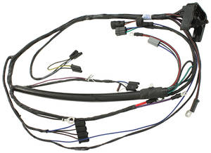 1970 GTO Engine Harness V8 Auto