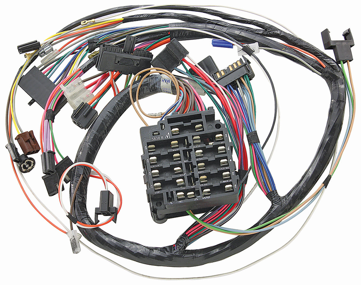 Painless Wire Harness Diagram 1967 Gto Wiring Diagrams Kits Complete Get Free Image About Auto For Duster