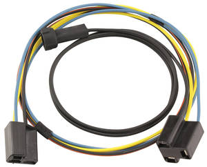 1968-1968 GTO Heater Harness, by M&H