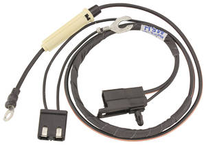 1969-70 LeMans Air Conditioning Extension Harness V8 Power Feed & Compressor To AC Harness