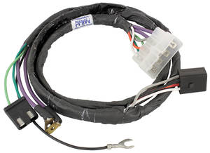 1966-67 GTO Console Wiring Extension Harness Automatic
