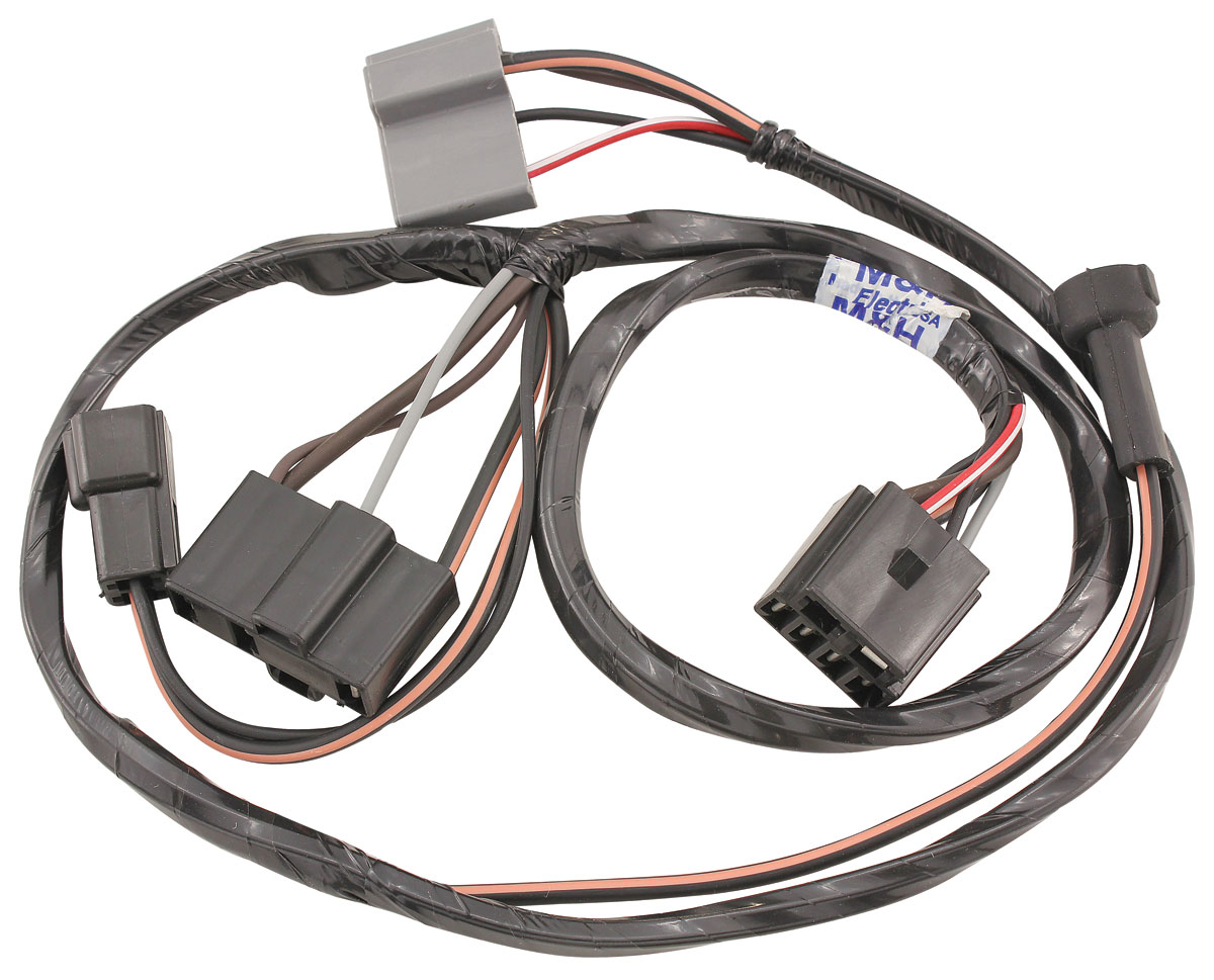 m&h 1966-67 gto air conditioning harness @ opgi.com 2002 subaru outback air conditioning wiring diagram