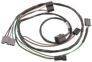 1971-72 GTO Air Conditioning Harness