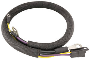 1966 Riviera Battery Cable (Reproduction) Positive Junction To Start