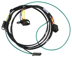 1966-67 Skylark Air Conditioning Harness Includes Heater Wiring