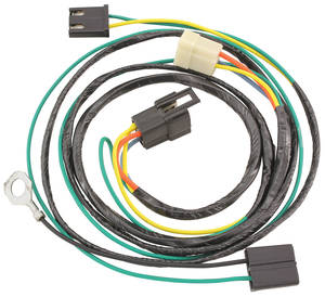 1964-65 Skylark Air Conditioning Harness Includes Heater Wiring