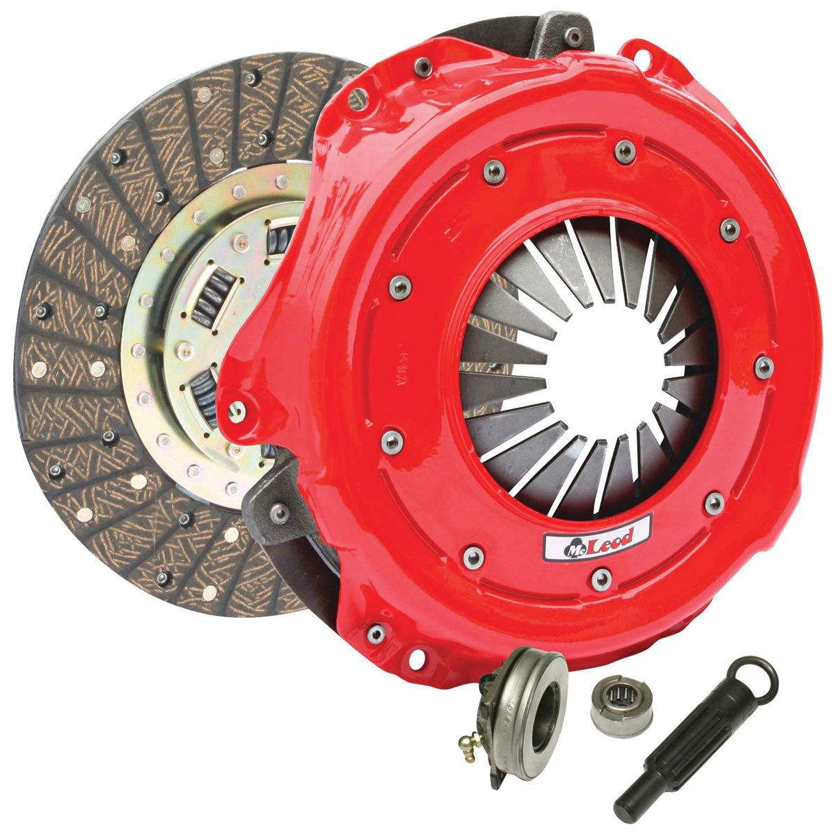 "Photo of Clutch Kits, McLeod Street Pro 10.5"", 10-spline"
