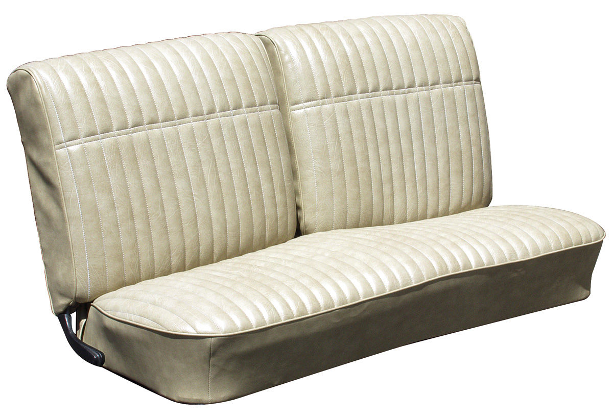 Photo of Seat Upholstery, 1970 (Front Split Bench)