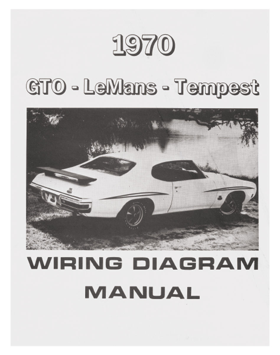 1970 Gto Wiring Diagram Manuals   Opgi Com