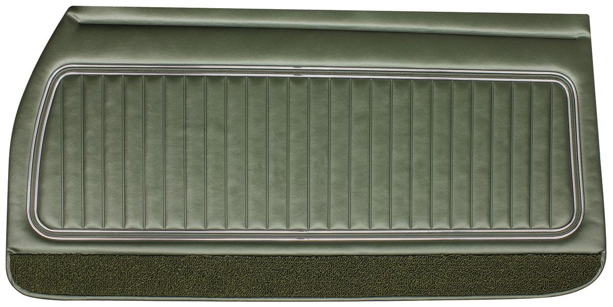 Photo of Door Panels, 1970 (Front)