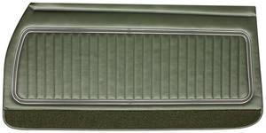 Monte Carlo Door Panels, 1970 (Front)