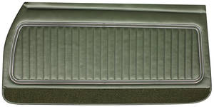 Monte Carlo Door Panels, 1970 (Front), by PUI