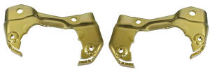 "1969-72 Brake Caliper Brackets, Grand Prix (Disc) 2"" Drop Spindle, by CPP"
