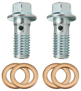 Brake Line Hose Bolts (10 mm Banjo)