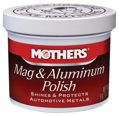1964-1977 Chevelle Mag & Aluminum Polish 5-oz., by Mothers