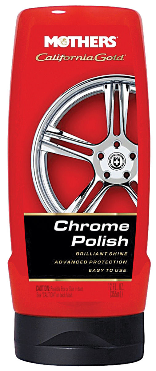 Photo of Chrome Polish 12-oz.