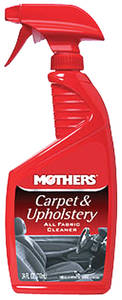 1962-1977 Grand Prix Carpet & Upholstery Cleaner 24-oz., by Mothers
