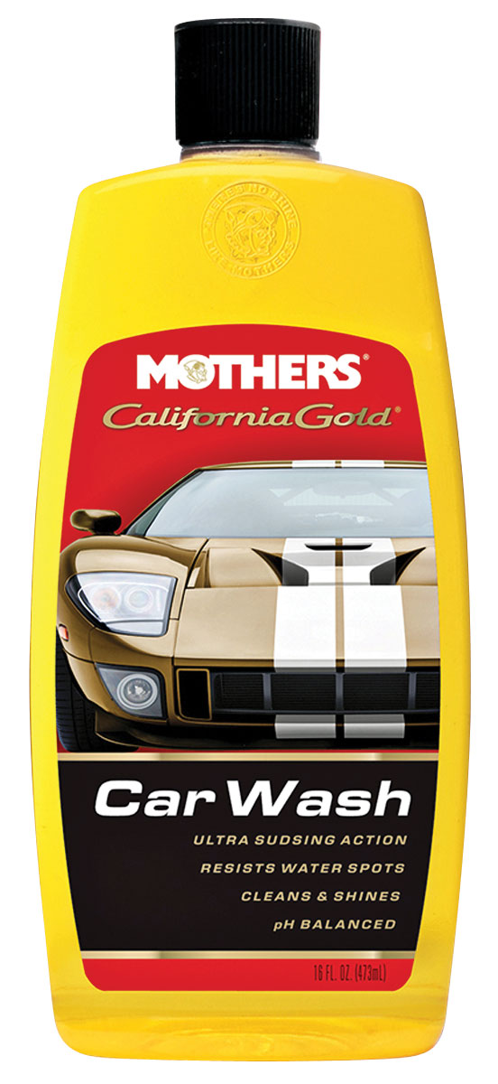 Photo of California Gold Car Wash 16-oz.
