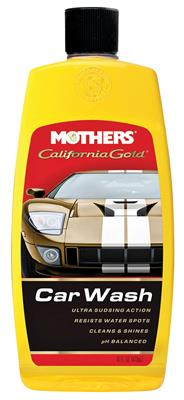 California Gold Car Wash 16-oz., by Mothers