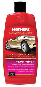 1961-1974 LeMans California Gold Pure Polish 16-oz., by Mothers