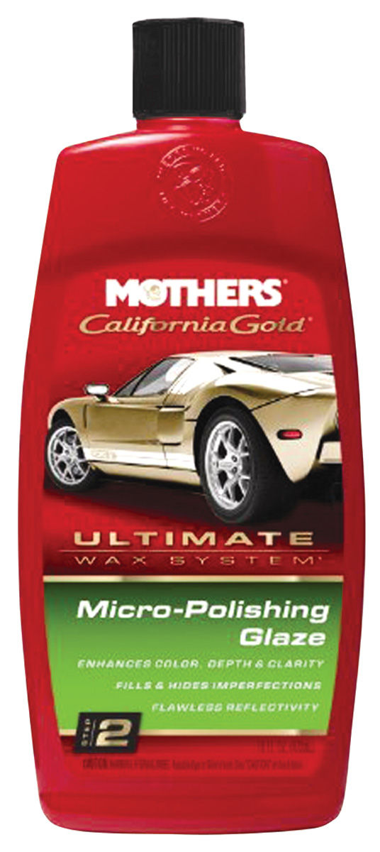 Photo of California Gold Micro-Polishing Glaze 16-oz.