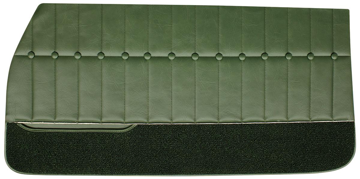 Photo of Door Panels, 1971-72 (Front)