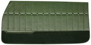 Monte Carlo Door Panels, 1971-72 (Front)