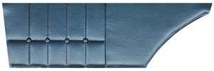Monte Carlo Door Panels, 1971-72 (Rear)