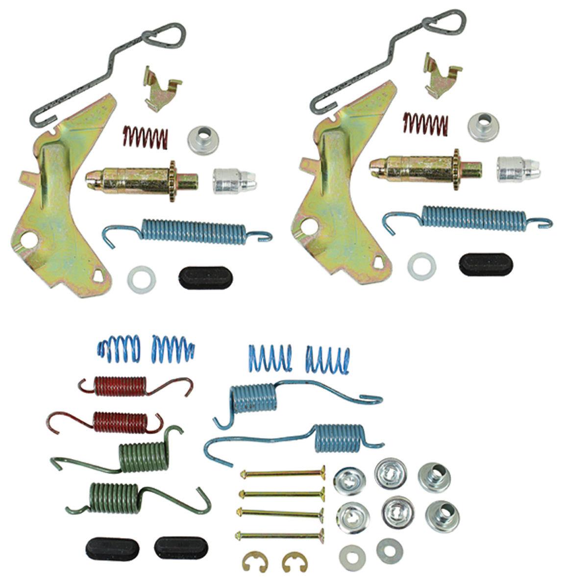 """Photo of Brake Hardware Kit (Drum) Front/Rear 9.5"""""""