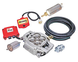 1962-1977 Grand Prix Atomic EFI Fuel-Injection Kit Master Kit, by MSD